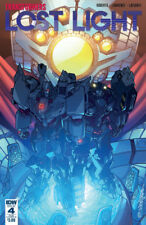 Transformers Lost Light #4 (NM) `17 Roberts/ Lawrence  (Sub Cover B)