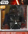 Darth Vader Head 3D Wall Light Star Wars Rogue One Night Light