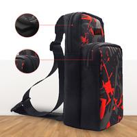 Travel Backpack Bag for Nintendo Switch Protective Crossbody Shoulder Sling Bag
