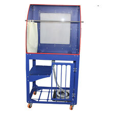 Screen Printing Quick Cleaning Sink Vertical Type WashTank Backlight