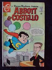 ABBOTT & COSTELLO #3 1968 CHARLTON COMICS SILVER AGE