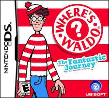 Where''s Waldo? NDS New Nintendo DS