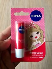 Nivea Lip Care Fruity Shine Strawberry 4.8 g.