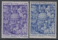 Italia Repubblica - Anno Santo cv 215$ Super Centered Sassone n.620-621 - MNH**