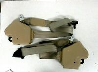 91-96 Corvette C4 Seat Belts  RH & LH Pair 967-S