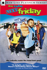 Next Friday [DVD, NEW] FREE SHIPPING