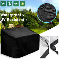 Waterproof Patio Garden Chair Cover Bench Seat Cover Furniture Protector Outdoor