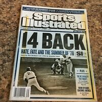 Bucky Dent New York Yankees '78 Sports Illustrated NO LABEL September 24, 2018