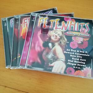 Fetenhits Disco Classics, Real Classics, Schlager Classics