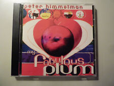 "CD by PETER HIMMELMAN ""MY FABULOUS PLUM"" / SIGNED by PETER HIMMELMAN"