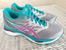 ASICS WOMENS GEL CUMULUS 18 T6C8N RUNNING SHOES SZ 7 M $120 MSRP