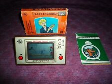 Elektronika game Merry Cook Brown Rare USSR Russian version Game & Watch Chef