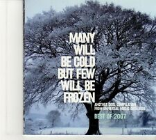 (EU129) Many Will Be Cold But Few Will Be Frozen, Best of 2007 - DJ CD