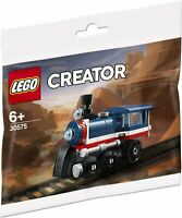 LEGO CREATOR 30575 TRAIN POLYBAG 59pcs