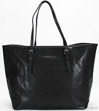 Tasche von Tom & Eva Handtasche Marken Damen Tasche Shopper Tasche Schwarz