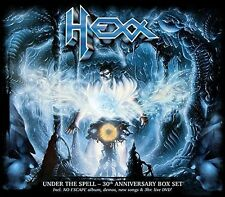 Hexx - Under the Spell: 30th Anniversary Box [New CD] Holland - Import