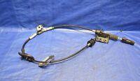 08-14 Mitsubishi Evolution X Mr Sst Shifter Cable Assembl Evo 10 EvoX 2008-2014