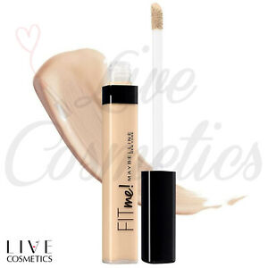 Maybelline Fit Me Concealer 15 Fair & 10 Light, 6.8ml *Choose Your Shade*