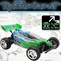 2.4 GHz HBX MONSTERTRUCK 4WD BONZER CROSS TIGER TRUCK GELÄNDE AU2 GRÜN
