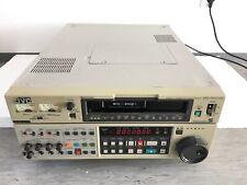 JVC BR-S822E Professional SVHS-Videorecorder S-VHSC TBC - geprüft vom Händler
