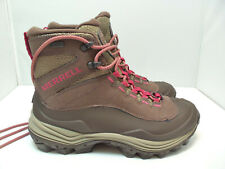 Merrell Women's Thermo Chill Mid Shell Waterproof Winter Boots size 6.5