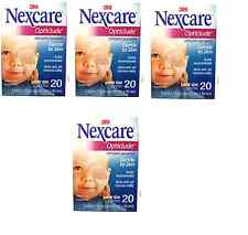80 Patches 3M Nexcare Opticlude Orthoptic Eye patch  Junior -1537
