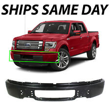 NEW Primered - Steel Front Bumper Face Bar for 2009-2014 Ford F150 Pickup Truck