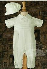 Little things mean a lot Christening Coverall 18 months