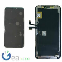 Display LCD + Touch Screen HARD OLED per Apple iPhone 11 PRO + Frame NERO