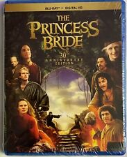 The Princess Bride 30Th Anniversary Edition Blu Ray + Faceplate Mgm Buy It Now