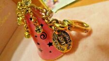 NWT Juicy Couture PINK LTD ED 2011 New Year's Eve PARTY HAT CHARM