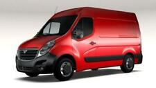 Vauxhall Movano Commercial Van-Delivery, Cargoes