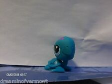 Littlest Pet Shop -Blue Turtle ~ Candy Swirl Blind Bag Set #3315