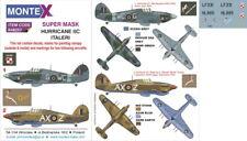 Montex 1/48 Hurricane IIC Paint Mask for Italeri kit