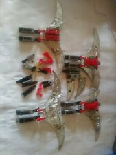 transformers g1 swoop Lot Of 4 Parts