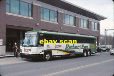 Peter Pan Bus Lines 32002 original Kodak bus slide