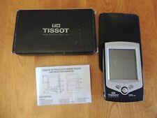Tissot Touch Screen Databank Radio PDA VGUC Personal Organizer