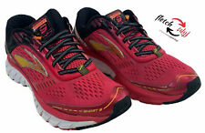 Brooks Ghost 9 Running Shoes Wome's Size 9 B Walk Camp RV Reddish Pink Color