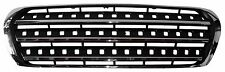 Land Cruiser FJ200 2008-2012 Toyota W164 Look Front Grille Chrome & Black