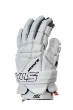 Stx Surgeon 700 White Left Hand Lacrosse Glove Large - Worn Once!