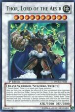 YuGiOh Thor, Lord of the Aesir - SP14-EN048 - Starfoil Rare - 1st Edition Near M