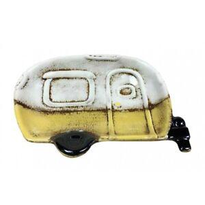 Ceramic Caravan soap dish / plate