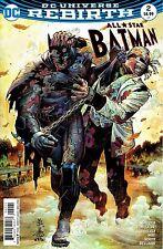 ALL STAR BATMAN #2 ROMITA COVER