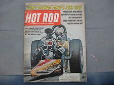 Hot Rod July 1968 Ford 289/302, Road Runner, 390 Ranchero, Nascar: Virginia 500