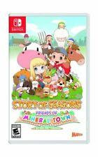 Historia de temporadas: amigos de Mineral Town (Nintendo Switch, 2020)