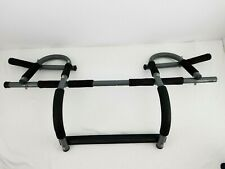 Iron Gym Pro-Fit Multi-grip pull-up Bar Heavy Duty Doorway Trainer for Home Gym