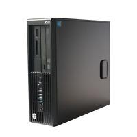 HP Z230 SFF Workstation - Intel Xeon E3-1225 v3 - 8GB RAM - 500 GB HDD (WM648ET)