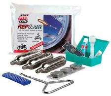 Motorcycle Puncture Repair Kit, (BEST ON THE MARKET).  Used by RAC & AA.