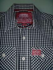 #4137 SUPERDRY S/S Shirt Size Medium