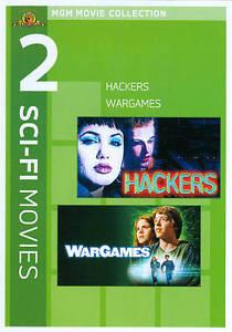 HACKERS-WARGAMES:Angelina Jolie- Johnny Lee Miller- Mathew Broderick- NEW DVD